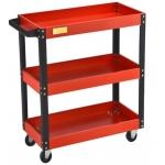 Įrankių vežimėlis ant ratukų | 3 lentynos (SK55210)