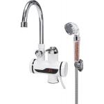 Elektrinis vandens šildytuvas / maišytuvas su dušu | LCD | KATLA-3 (75923)