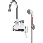 Elektrinis vandens šildytuvas / maišytuvas su dušu | LCD | KATLA-4 (75924)