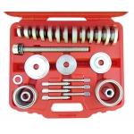 Rato guolių presavimo įrankių komplektas | 31 vnt. (H1008)
