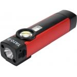 COB LED darbo lempa su magnetu | 5W COB 300LM + UV (YT-08580)