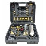 Degalų įpurškimo testeris ir purkštukų valymo įrankių rinkinys (H1103)