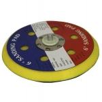Velcro padas | su skylėmis | Ø 150 mm poliruokliui (BW2980)