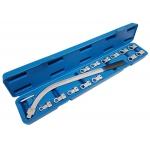 Diržo įtempimo raktai | 12 kampų 12 - 19 mm / E-tipo E10 - E18 (SK1078)
