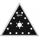 Trikampė šlifavimo galvutė trikampė | YT-82350 šlifuokliui (YT-82354)