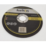 Pjovimo diskas metalui | 125x1.0x22,23 (B00020)