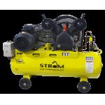 Oro kompresorius 100L, 380V STROM V-0.6/8