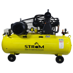 Oro kompresorius 200L, 380V STROM  W-0.9/16