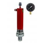 Hidraulinio preso cilindras su manometru 20t (STP20TRAM)