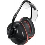 Triukšmo mažinimo ausinės | su integruotais skaidriais akiniais (YT-74636)
