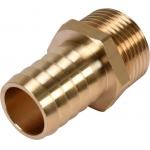 """Antgalis žalvarinis / sriegis 25 mm (1"""")   sodo siurblių pajungimui (YT-85395)"""