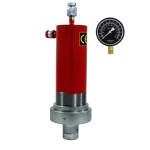 Hidraulinio preso cilindras su manometru 30t (be žarnos) (STP30TRAM)