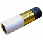 """Galvutė ilga smūginė plonasienė 1/2"""", ribota iki 115 Nm, 19 mm (7112)"""