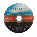 Pjovimo diskas metalui | 125x1.2x22,23 (A60TBF-12-WN)