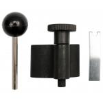 Alkūninio veleno blokavimo įrankis Audi/VW pumpe duse TDI ( 1,9 ) ir V6 varikliams (YT-0632)