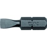 """Antgalis plokščias 1/4""""x25MM, dydis 5,5 mm, S2 50 vnt (YT-7803)"""