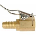 Antgalis pompai žalvarinis 6 mm (LF-08)