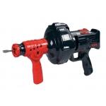 Nuotekų / kanalizacijos vamzdžių valiklis | elektrinis | 7,6 m | 300 W (DC6002-WN)