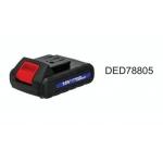 Akumuliatorius 18V 1500mAH Li-ion DED78805