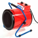 Elektrinis šildytuvas 3,3 kW Dedra DED9931