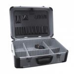 Dėžė įrankiams aliumininė 455x330x170mm N0008