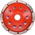 Deimantinis šlifavimo diskas | lėkštės tipo | M14x125 mm (YT-60322)