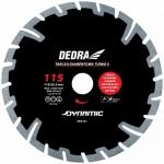 Deimantinis diskas Super Dynamic 125x22.2mm (HP2132)