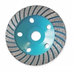 Deimantinis diskas šlifavimui 125mm TURBO HP031