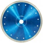 Deimantinis pjovimo diskas plonas 200x25.4mm H1075E