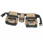 Diržas įrankiams 16 kišenių 20x10x28cm 2vnt., M360.056