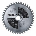 Diskinis pjūklas medienai, cementuoto karbido ašmenys 24d. 130x20mm (H13024)