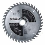 Diskinis pjūklas medienai, cementuoto karbido ašmenys 40d.210x30mm (H21040)