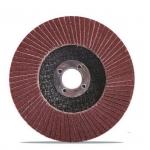Šlifavimo diskas lapelinis | plokščios formos | P40 | 125X22,2 mm (ES813040-WN)