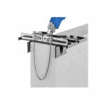 Polistirolo pjaustymo peilis 250W, labai didelis priedų rinkinys (EX10210009)