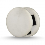 Elastingų putų diskas baltas 225mm DED7749G2