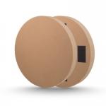 Elastingų putų diskas smėlio spalvos 400x40mm DED77672D