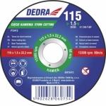 Akmens pjovimo diskai 115x1,5x22,2