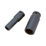 Galvutė smūginė ilga 6br. 1/2'', 17mm (ISK-A4017MLB)