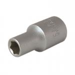 Galvutė 1/4'', 4mm (17A104)