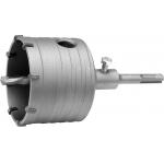 Gręžimo karūna mūrui 65 mm, SDS PLUS antgalis (YT-4402)