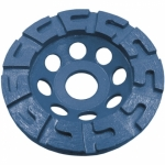 Deimantinis segmentinis šlifavimo diskas U 115x22.2mm H1210