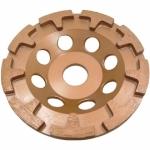 Deimantinis segmentinis šlifavimo diskas T  115x22.2mm H1213