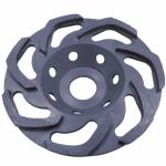Deimantinis segmentinis šlifavimo diskas S  115x22.2mm H1216