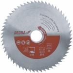 Universalūs diskiniai pjūklai skersiniam ir išilginiam minkštos ir kietos medienos pjovimui  160x20mm
