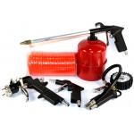 Pneumatinių įrankių rinkinys 5 dalių STROM (ST-002)