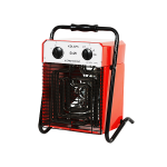 Elektrinis šildytuvas 5 kW Kraftdele KD721 (KDLXF5)