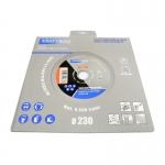 Deimantinis pjovimo diskas 230mm (KD922)