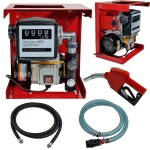 Dyzelino perdavimo siurblys 220V, 550W, 60L/min (GZ-010)