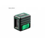 Lazerinis nivelyras su žaliu spinduliu ADA CUBE Mini Green Basic
