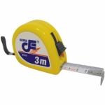 Ruletė NEON 3m/19mm 2-stop